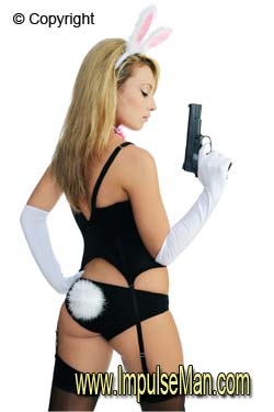 playbunny-with-gun