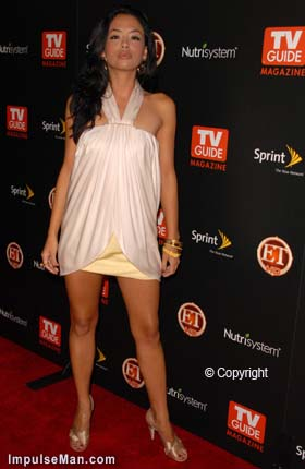 Stephanie-Jacobsen-sexy-white-dress-legs-spread