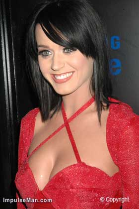 Katy-Perry-big-boobs-red-dress