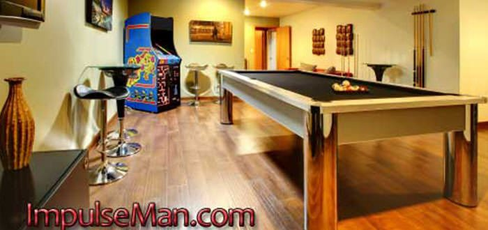 Man Cave Ideas: Where to Put Yours